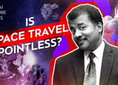 Neil deGrasse Tyson: Why are we going into space anyway?