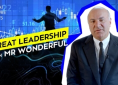 Investing in leadership with Kevin O'Leary aka Mr Wonderful
