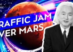 Michio Kaku: Traffic Jam Over Mars